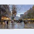 Boulevard de la madeleine 1
