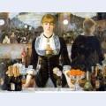 A bar at the folies bergere 1882 1