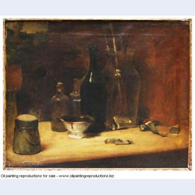 Artist s atelier