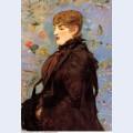 Autumn study of mery laurent 1882