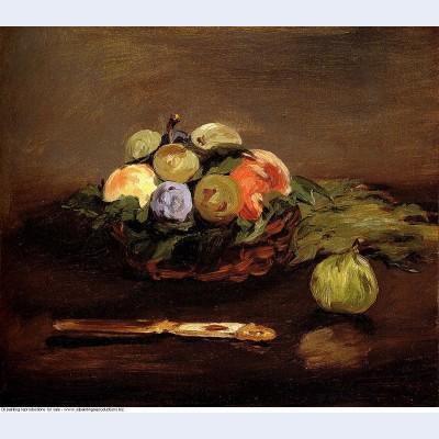 Basket of fruits