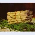 Bundle of aspargus 1880