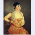 Jeanne martin in pink dress 1881