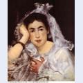 Marguerite de conflans wearing hood 1873