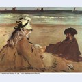 On the beach 1873