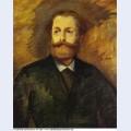 Portrait of antonin proust study 1877