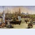 The port of bordeaux 1871