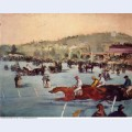 The races in the bois de boulogne 1872