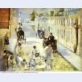 The road menders rue de berne 1878