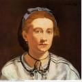 Victorine meurent 1862
