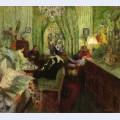 The salon of madame aron