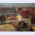 View over wilder s square christianshavn