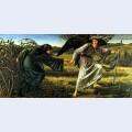 Love leading the pilgrim