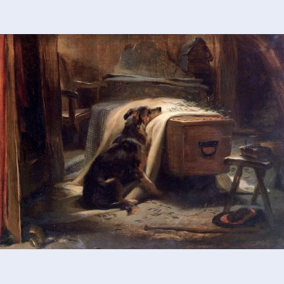 The old shepherd s chief mourner