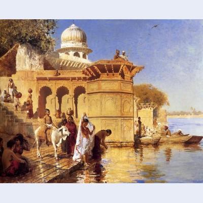 Along the ghats mathura