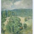 Connecticut hillside