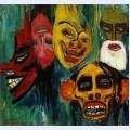 Mask still life iii