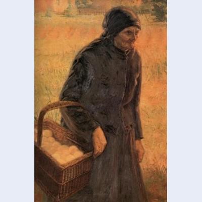 The old egg seller