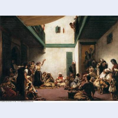 A jewish wedding in morocco 1841 1