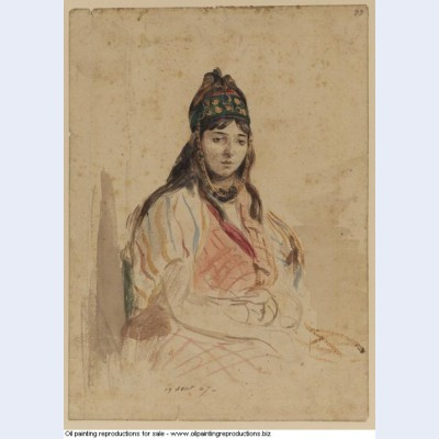 A north african jewess 1847 1