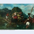 African pirates abducting a young woman 1852 1