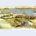 Bay of tangier in morocco 1