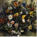Bouquet of flowers 1850 1