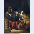 Charles vi and odette de champdivers 1826 1