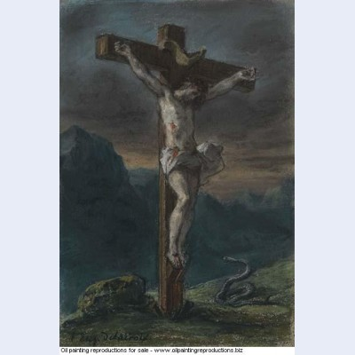 Christ on the cross 1856 1 1