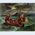 Christ on the sea of galilee 1854 1