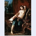 Odalisque 1857 1