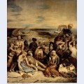 Scenes from the massacre of chios 1822 1