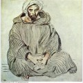 Seated arab in tanger 1832 1