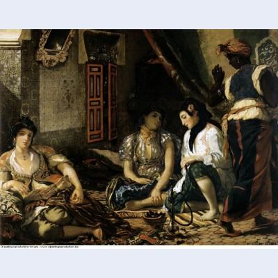 The women of algiers 1834 1