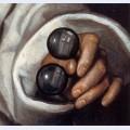 Portrait of paolo morigia detail