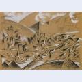 Composition futuriste
