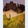 Chateau gaillard at andelys