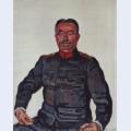 Portrait of general ulrich wille
