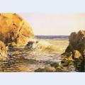 Morze i skaly
