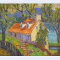 Lumberville cottage