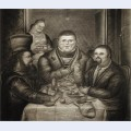 Dinner with ingres and piero della francesca