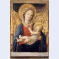 Madonna and child 5