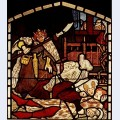 The death of sir tristan from the story of tristan and isolde william morris co