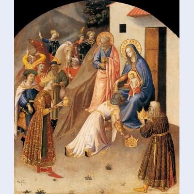 Adoration of the magi 3