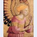 Archangel gabriel annunciate