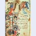 Glorification of saint dominic