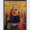 Virgin and child with sts dominic and catherine of alexandria