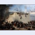 Destruction of the temple of jerusalem