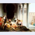 Inside the harem