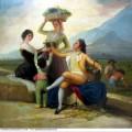 Autumn or the grape harvest 1787